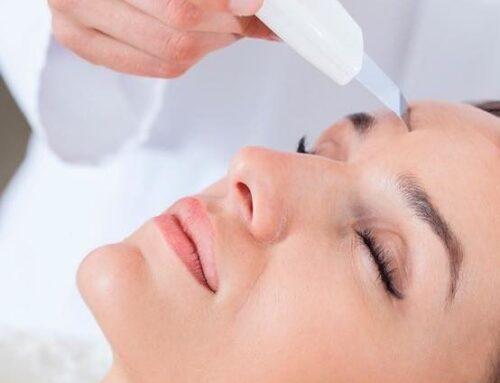 Peeling kawitacyjny – w domu czy w gabinecie kosmetycznym ?